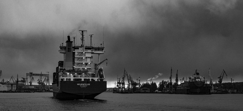 Shipspotting Trójmiasto